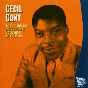 gant,cecil - the complete recordings vol.5