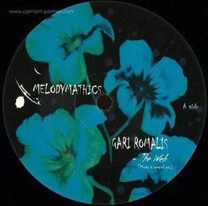 gari romalis / barce / melodyman - web