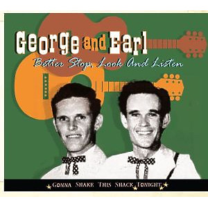 george & earl (george mccormick and earl - better stop,look and listen