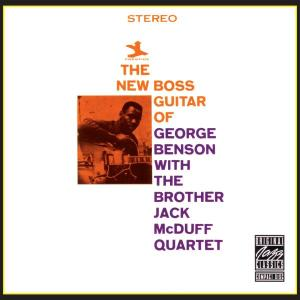 george benson - the new boss guitar of george