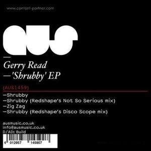 gerry read - shrubby ep, redshape remix