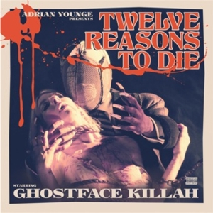 ghostface killah - adrian younge pres. 12 reasons to die i