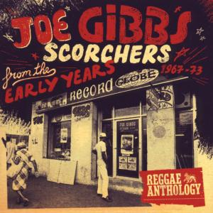 gibbs,joe - scorchers from the early years