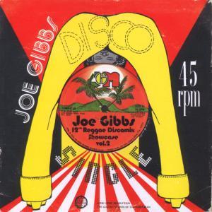 gibbs,joe - showcase vol.2-12inch reggae discomix