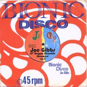 gibbs,joe - showcase vol.3-12inch reggae discomix