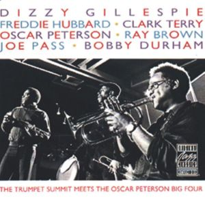gillespie,d./hubbard,f./terry,c./peterso - the trumpet summit meets oscar peterson