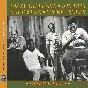 gillespie,dizzy/pass,joe/brown,ray/roker - dizzy's big 4 (ojc remasters)