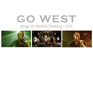 go west - kings of wishful thinking-live