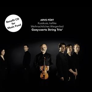 goeyvaerts string trio - kusskuss,kallike-weihnachtliches wiegenl