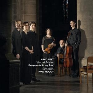 goeyvaerts string trio - stabat mater