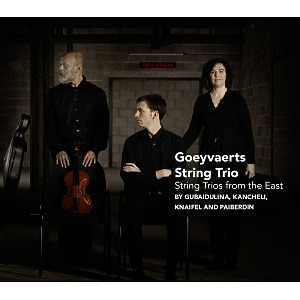 goeyvaerts string trio - string trios from the east