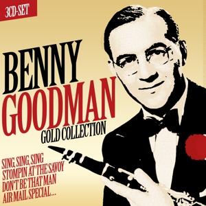 goodman,benny - benny goodman gold collection