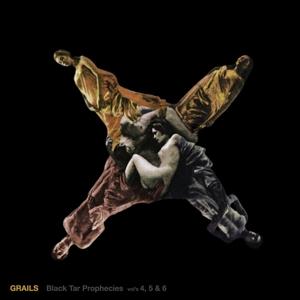 grails - black tar prophecies vols.4,5 & 6