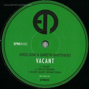 greg gow & gareth whitehead - vacant (silent servant remix)