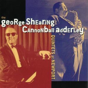 g.shearing-c.adderley quintets - at newport