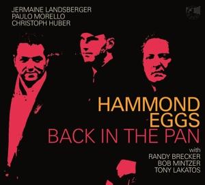 hammond eggs/landsberger,jermaine - back in the pan (w.randy brecker