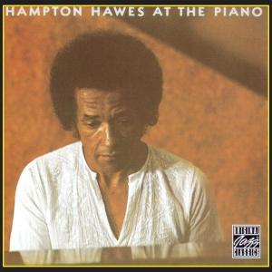 hampton hawes - at the piano