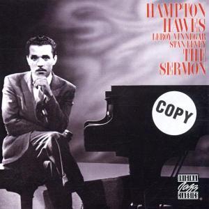hampton hawes - the sermon