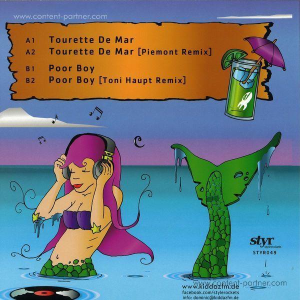 hanne & lore - tourette de mar (Back)