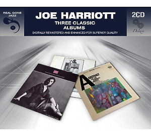 harriott,joe - 3 classic albums