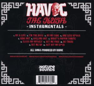 havoc (mobb deep) - the kush (instrumentals) (Back)