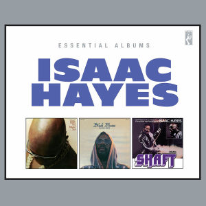 hayes,isaac - essential albums: hot buttered soul/blac