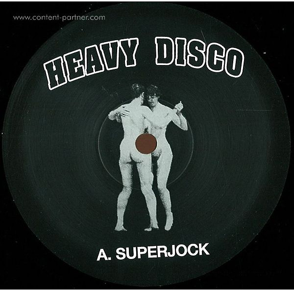 heavy disco - super jock / ping pong
