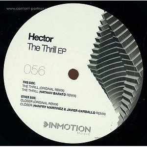 hector - the thrill ep