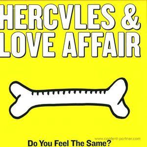 hercules & love affair - do you feel the same mixes
