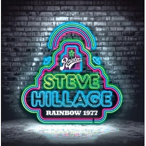 hillage,steve - lived at the rainbow 1977