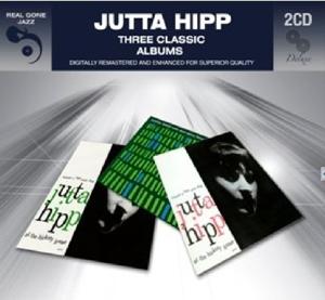 hipp,jutta - 3 classic albums