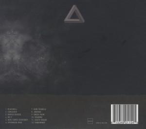 hobo - iron triangle (Back)