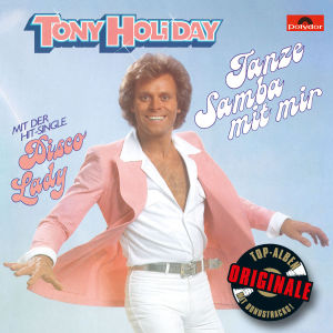 holiday,tony - tanze samba mit mir (originale)