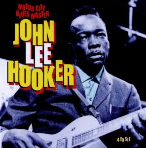 hooker,john lee - motor city blues master