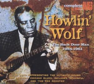 howlin' wolf - the back door man