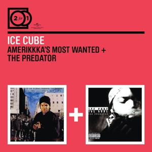 ice cube - 2 for 1: amerikkka's most wanted/the pre