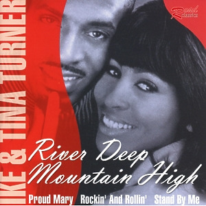 ike & tina turner - river deep/mountain high