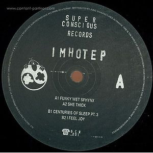 imhotep - Funky Wet Sphynx EP