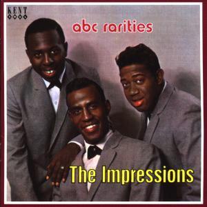 impressions,the - abc rarities