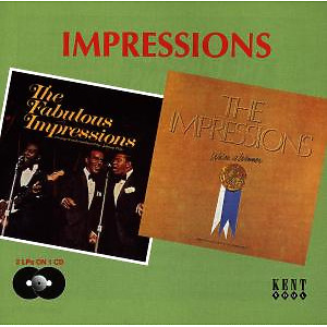 impressions,the - the fabulous impressions/we're a winner