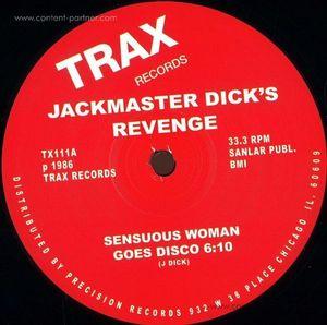 jackmaster dick's revenge - sensuous woman