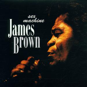 james brown - sex machine/live in concert