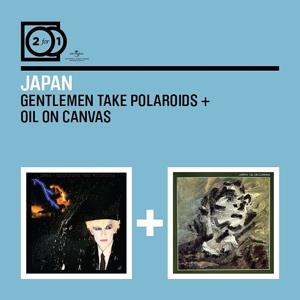 japan - 2 for 1: gentlemen take polaroids/oil on