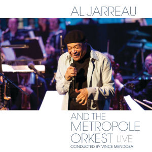 jarreau,al - al jarreau and the metropole orkest-live