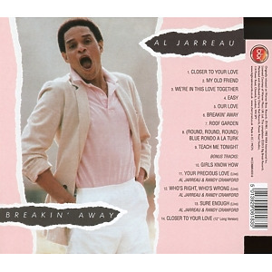 jarreau,al - breakin' away (remastered+expanded editi (Back)