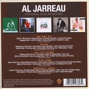 jarreau,al - original album series (Back)