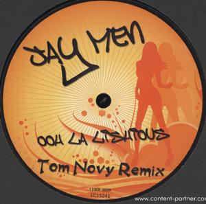 jaymen - ooh la lishious remix