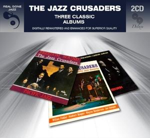 jazz crusaders - 3 classic albums