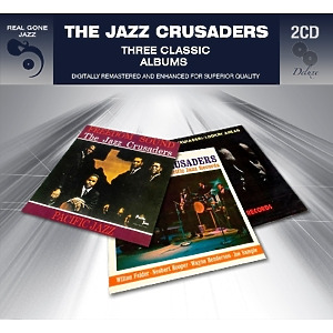jazz crusaders,the - 3 classic albums