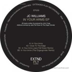 jc williams - in your arms